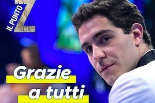 """Il Punto Z, Tommaso Zorzi saluta dopo l'ultima puntata: """"Grazie a tutti"""""""