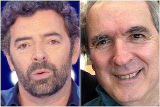 La vita in diretta, Alberto Matano e l'emozionante messaggio per Lamberto Sposini