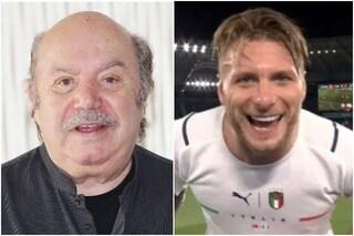 """Lino Banfi spiega il """"porca puttena"""" agli Europei 2021: """"È la gioia di tornare allo stadio"""""""