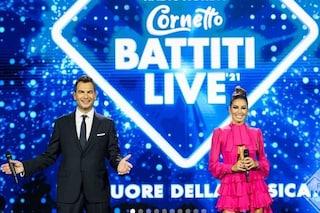 Quando va in onda Battiti live 2021 in TV su Italia1: date e cantanti