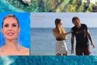 """Finale Isola 2021, Andrea Cerioli rivede Arianna: """"Troppo magra"""" e lei lo insulta"""