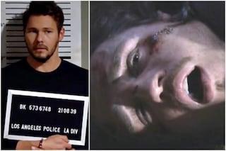 Beautiful, anticipazioni americane: Liam arrestato dopo aver confessato un omicidio