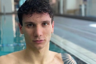 Manuel Bortuzzo, storia del nuotatore: la fidanzata, la sparatoria e il sogno di tornare a camminare