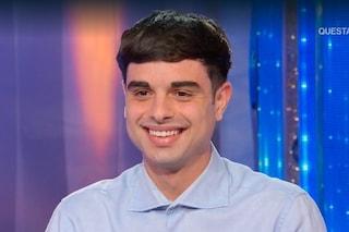 """Chi è Mirko Cassinelli, il nipote di Little Tony: """"Non era un nonno come gli altri"""""""