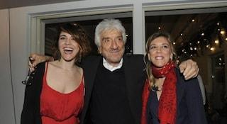 """Le figlie di Gigi Proietti: """"Era timido, voleva fossimo noi a dirgli 'ti voglio bene'"""""""