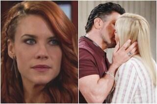 Beautiful, anticipazioni 14 - 19 giugno: Sally non sta morendo, Brooke è vittima di uno scandalo