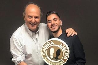 """Nicolò Scalfi svela tutti i retroscena sui soldi vinti a Caduta Libera: """"Me li consegnò il corriere"""""""