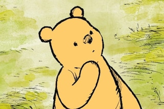 Winnie the Pooh compie 95 anni come la Regina Elisabetta, un corto animato rende omaggio a entrambi