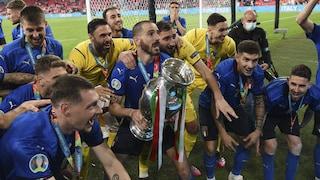 Sogno Azzurro con la replica di Italia-Inghilterra vince gli ascolti tv