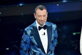 """Amadeus cambia idea su Sanremo: """"Farei la terza edizione se fosse quella della rinascita"""""""