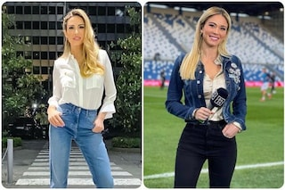 """Giorgia Rossi verso Dazn: """"Dipingono me e Diletta Leotta come rivali, ma non siamo paragonabili"""""""