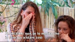 """Floriana distrutta per Federico e Vincenza, il web: """"Sei bellissima, molla quel viscido"""""""