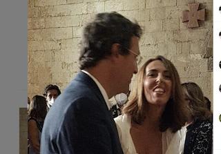 Nozze per Alessandra Sardoni, la giornalista del TgLa7 si è sposata