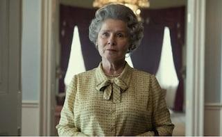 The Crown 5, la prima foto di Imelda Staunton nei panni della Regina Elisabetta II