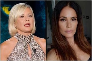 """Antonella Elia: """"Samantha De Grenet regina del gorgonzola? L'insulto mi era stato suggerito"""""""