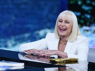 Raffaella Carrà e quella risata inconfondibile che l'ha resa eterna