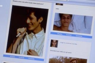 Damiano David dei Maneskin in una scena di Un medico in famiglia: il video della puntata