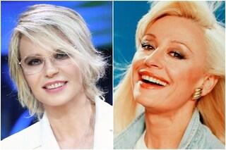 """Maria De Filippi: """"Raffaella Carrà icona gay? Icona e basta"""""""