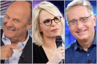 I volti Mediaset 2021/2022, Maria De Filippi regina della prima serata torna con un nuovo programma
