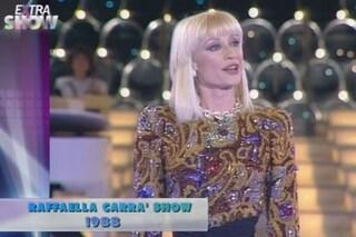 Il Raffaella Carrà Show in onda su Mediaset Extra: ecco quando