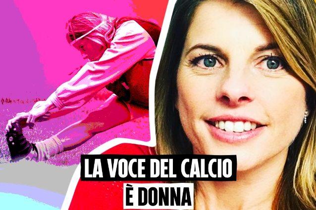 """Katia Serra a Fanpage.it: """"Per il calcio ho rinunciato alla famiglia, ma le donne meritano di più"""""""