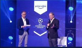 Sandro Piccinini torna alle telecronache, racconterà la Champions League per Amazon Prime Video