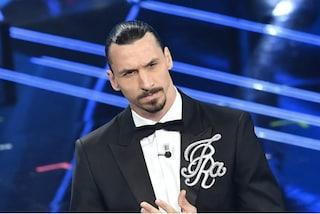 Dopo Amadeus anche Zlatan Ibrahimovic sarà a Sanremo 2022? L'indizio sui social