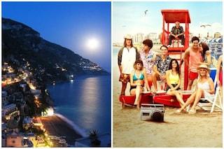 """""""Sotto la luna di Amalfi"""", il sequel Netflix dopo Sotto il sole di Riccione"""
