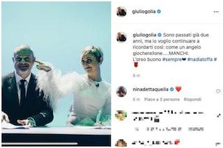 """Giulio Golia omaggia Nadia Toffa: """"Voglio ricordarti come un angelo giocherellone"""""""