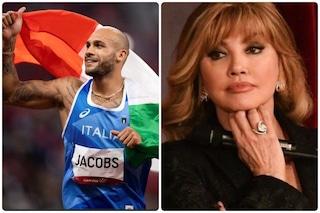 """Marcell Jacobs pensa all'invito di Milly Carlucci: """"Andrei a Ballando con le stelle"""""""
