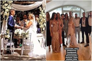Video e foto del matrimonio di Claudia e Ste: tra gli invitati le ex coppie di Temptation Island