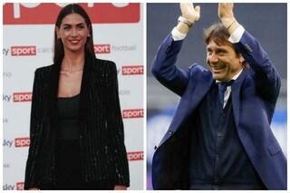 Melissa Satta e Antonio Conte sono i nuovi volti di Sky Sport: cosa faranno
