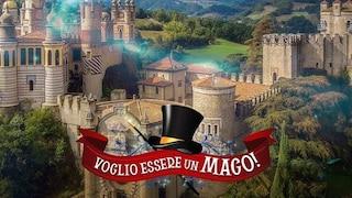 Voglio essere un mago, dove si trova il castello Rocchetta Mattei: la location del reality