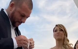 """Francesco e Martina di """"Matrimonio a prima vista"""" si sono sposati di nuovo"""