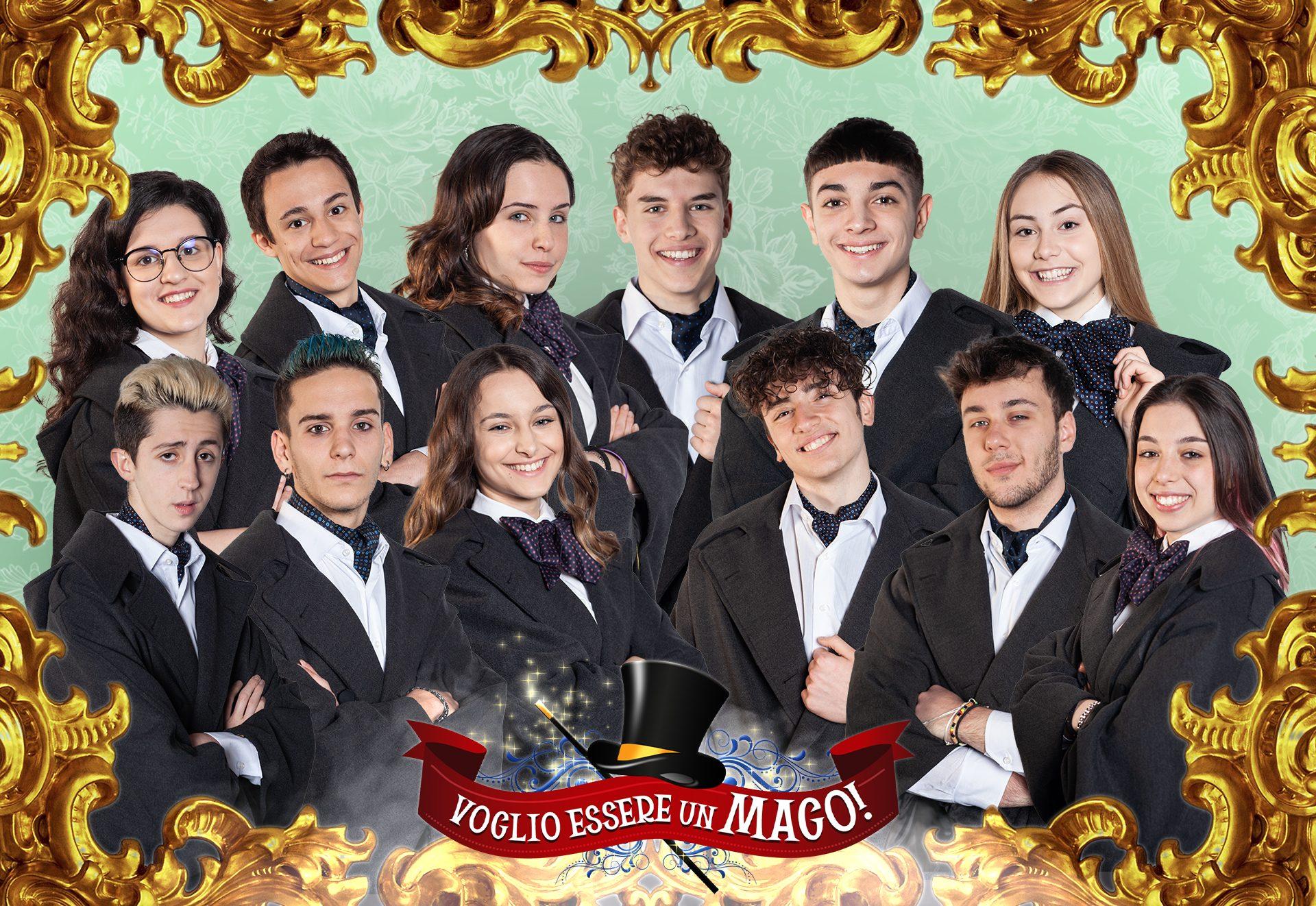 Voglio essere un mago, i nomi di concorrenti e professori nel cast del reality Rai sulla magia