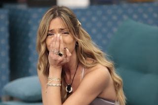 5 momenti imperdibili della quarta puntata GF Vip: dalle lacrime di Soleil a quelle di Alex Belli