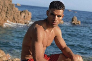 Chi è Samy Youssef al GF Vip 6, la storia del modello arrivato in Italia con un barcone