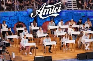 Concorrenti Amici 2021/2022, i nomi di cantanti e ballerini nella nuova classe di allievi