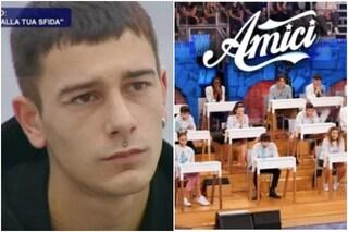 Amici 2021, anticipazioni della terza puntata: il destino di Mirko nella scuola
