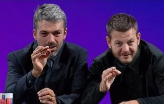 """Luca Argentero geloso di Stefano De Martino: """"Dice mia moglie che ha un profilo curato"""""""
