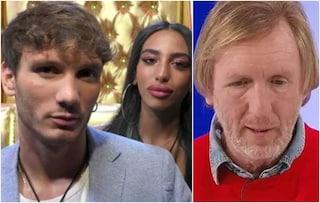 """Il padre di Manuel Bortuzzo boccia Lucrezia Selassié: """"Non è il suo tipo"""""""