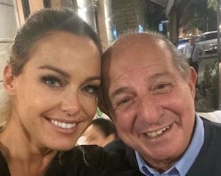 """Sonia Bruganelli e Giancarlo Magalli insieme, il """"dispetto"""" ad Adriana Volpe"""