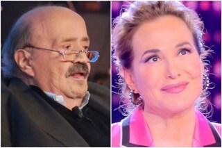 L'opinione di Maurizio Costanzo su Barbara D'Urso e il nuovo Pomeriggio Cinque