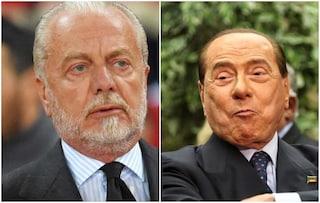 "Aurelio De Laurentiis: ""I problemi di DAZN? Ècolpa di Silvio Berlusconi"""