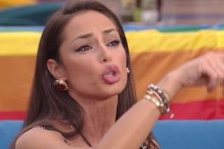 """GFVip, Raffaella Fico sul fidanzato Piero Neri: """"Ricco? Non sapevo neanche che lavoro facesse"""""""