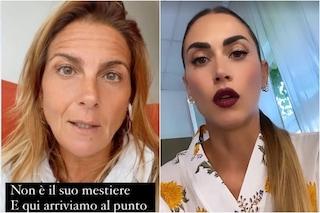 """Melissa Satta replica ad Alessia Tarquinio: """"Da una donna più adulta mi aspettavo solidarietà"""""""