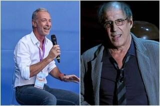 """Linus su Adriano Celentano: """"Lavorare con lui è stato inutile"""""""