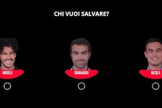 Le nomination della quarta puntata del Grande Fratello Vip: Gianmaria, Nicola e Andrea Casalino