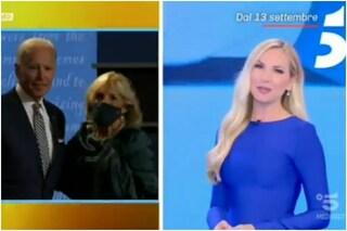 Quando inizia davvero Mattino Cinque, l'errore nel promo Mediaset