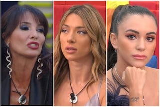 """Le donne del GFVip cercano di asfaltare Soleil Sorge: """"È una maleducata"""""""
